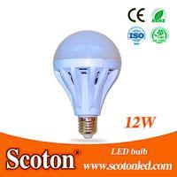 PC Cover 12W LED Bulb