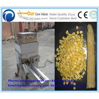 Sweet Corn maize threshing Machine