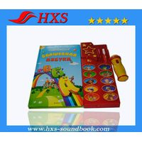 Popular New Educational Music Sound book for Children Learning