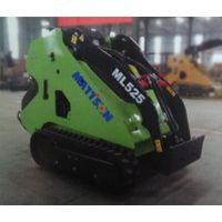 2017 MATTSON brand ML525W series China Made Cheap Mini Skid Steer Loader Snow Blower