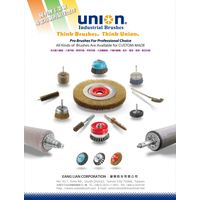 UNION BRUSH - Power Brush Series- electric or pneumatic grinders, electric drills and machinery. thumbnail image