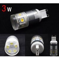 6PCS SMD5050 G9 LED lamp