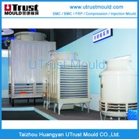 SMC industrial cooling tower mould thumbnail image