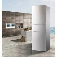 Tengfei three door air-cooled frost-free energy-saving refrigerator bcd-221wlmpc thumbnail image