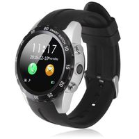 Kw08 Touch Screen Bluetooth Waterproof Smart Watch for iPhone Android