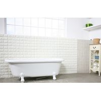 Mildew-Proof Foam Block Wallpaper