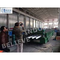 Metal Floor Decking Roll Forming Machine - YX76-305-915