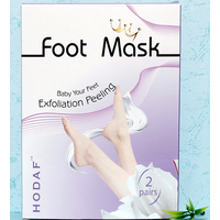 Beauty Exfoliating Baby Foot Skin Callus Removal Peeling Mask Foot Mask thumbnail image