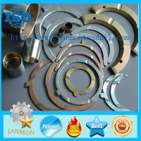 Half washer,Thrusting plate,Thrust bearing, Crankshaft Thrust Bearing, Set thrust plate, Thrust pad
