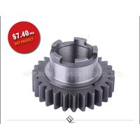 CNC Machined polishing gear with customized design