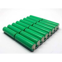 48V 2500mAh 18650 lithium ion Battery Pack