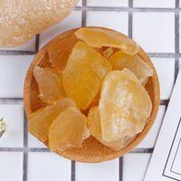 Preserved pomelo peel green tea flaver
