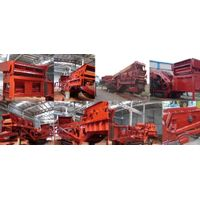 Reconditioning Of Track Mounted Screening Plant thumbnail image