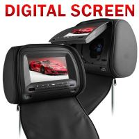 7 Inch Headrest DVD Player With Digital Screen VH73 thumbnail image