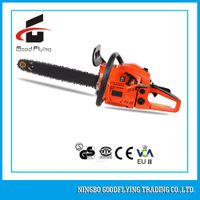 tree cutting machine electric start chainsaw