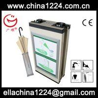 LED advertising light box umbrella packing machine
