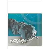 Variable Displacement Piston Pump thumbnail image