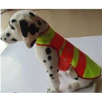 Led flashing dog clothes