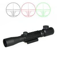 tactical long range first focal plane reticle hunting optic rifle scope for gun and weapon shooting