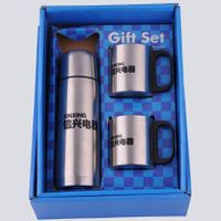 Gifts set of vauum flask