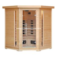 3-4 person ceramic heater infrared sauna room