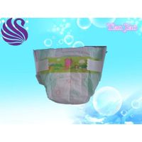 Hot Sell Baby Diaper with Comfortable and Breathable