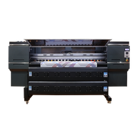 2018 Professional Large Format Eco Solvent Sublimation Printers