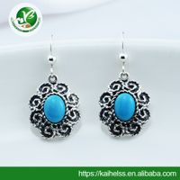Infinite High Quality 925 Sterling Silver jade pendant jewelry earrings