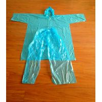 disposable raincoat with pant