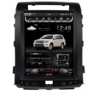 12.1inch android navigation for Toyota land cruiser 2010-2015 android system thumbnail image
