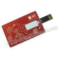 Gift USB business card, USB credit card