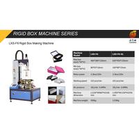 LS-F6 Automatic Rigid Box Making Machine thumbnail image