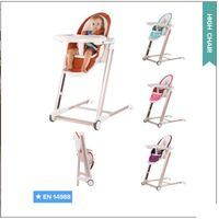 luxury new design european baby high chair thumbnail image