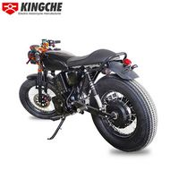KingChe Electric Motorcycle M6     customized electric motorcycle     white electric motorcycle      thumbnail image