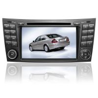 "7"" Touch Screen Digital LED Panel Car DVD Player VS7201"