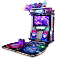 Dance King Arcade Video Dancing Game Machine Redemption Game Machine Coin Operated