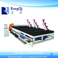 CNC Full Automatic Furniture Glass Cutting Machine