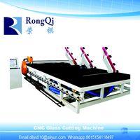 CNC Full Automatic Furniture Glass Cutting Machine