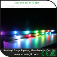 SMD 5050 rgb led strip supporting artnet and klingnet led strip light