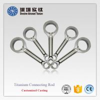Hot sale titanium connecting rods for car/ automobile supplier in China