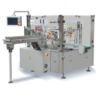 Automatic Rotary Pre-made Bag Packaging Machine 200D thumbnail image