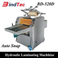 2017 New Arrival Heavy Duty Hydraulic Paper Laminating Machine Heating Roller Laminator