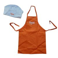 kid non woven apron for child