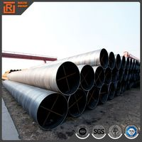 Large diameter Q345 ssaw steel pipe for steel piles thumbnail image