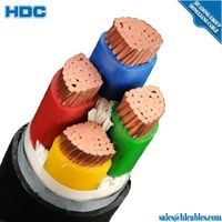 PVC Power Cable,IEC 22/35kV 4240mm2 Power Cable