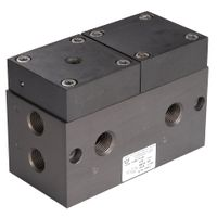 5 Way Large Orifice Solenoid Valve For Metal Industry thumbnail image