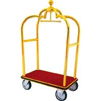 crown hotel luggage trolley