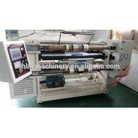 Automatic Label Jumbo Kraft Paper Roll Cutter Slitter Rewinder Cutting Rewinding Slitting Machine Pr thumbnail image