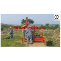 HD-40A MAN PORTABLE DRILLING RIG