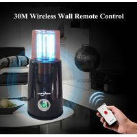 Remote control air purify uvc sterilization lamp for room thumbnail image